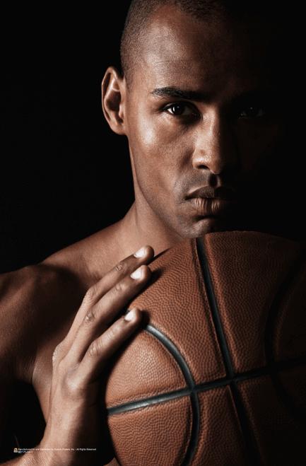 "Basketball Fantasy Poster 11"" x 17"""
