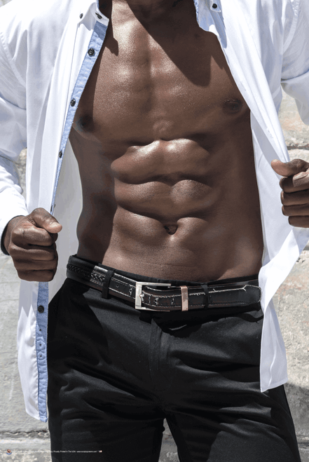 """Fabulous Abs Poster 24"""" x 36"""""""