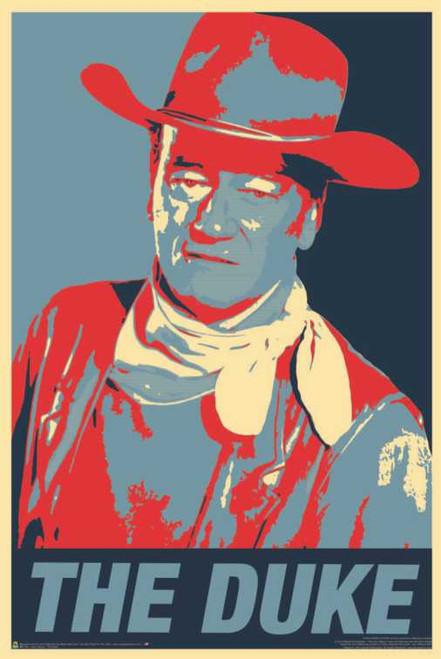 "John Wayne The Duke Poster 24"" x 36"""