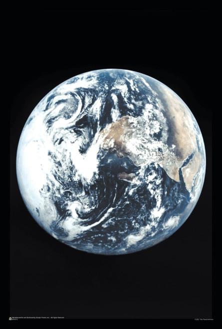 "The Earth Mini Poster 12"" x 18"""