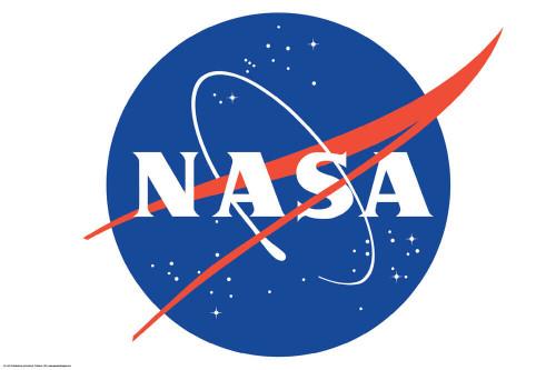 "NASA Logo Poster 36"" x 24"""
