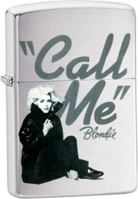 Blondie - Call Me Zippo Lighter