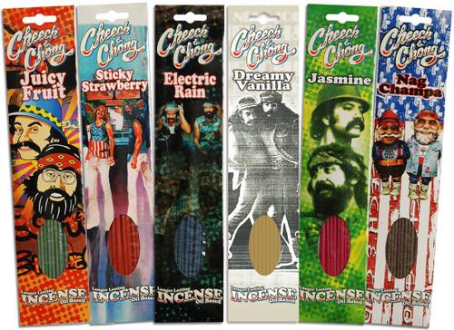Cheech & Chong Incense 20 Stick Pack Image