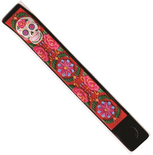 Day Of The Dead Incense Ashcatcher