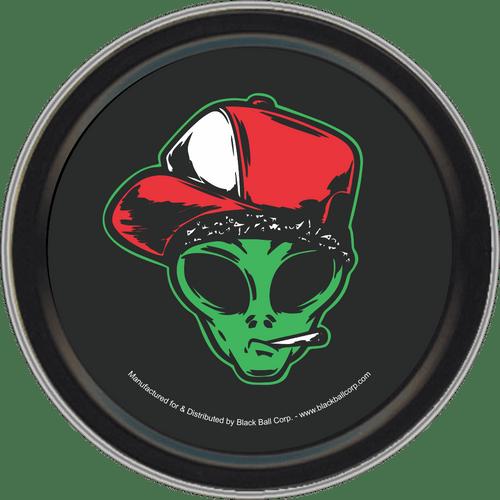 """Stash Tins - Alien 3.5"""" Round Storage Container"""