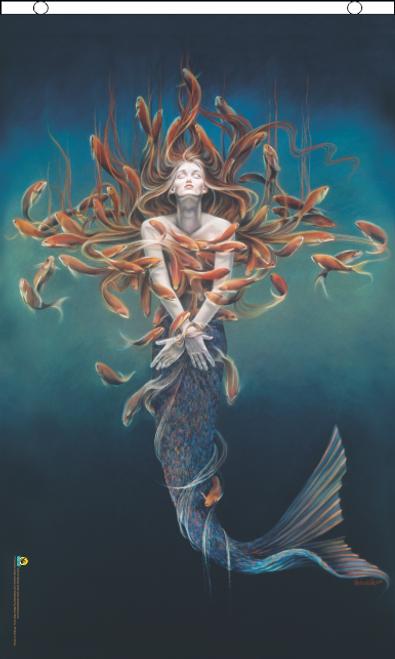 Metamorphosis by Sheila Wolk Poster Flag - 3x5 ft