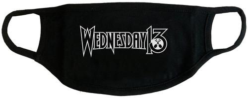 Wednesday 13 Logo Face Cover