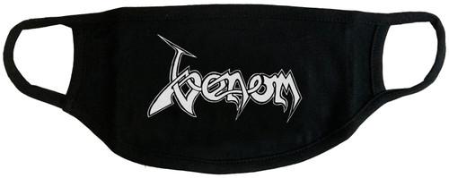 Venom Logo Face Cover