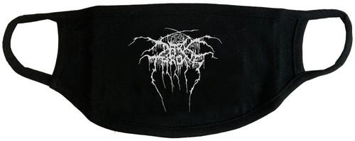 Darkthrone Logo Face Cover