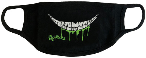 The Wildhearts Smiley Face Face Cover
