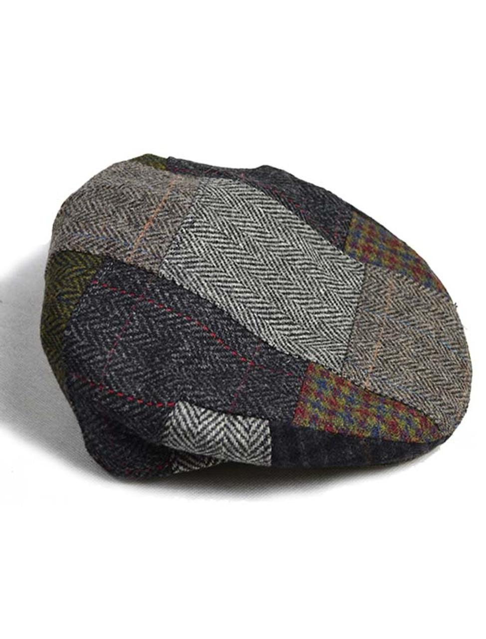 5c4f31c93744 Dark tweed cap from Ireland, Irish hats   Glenaran