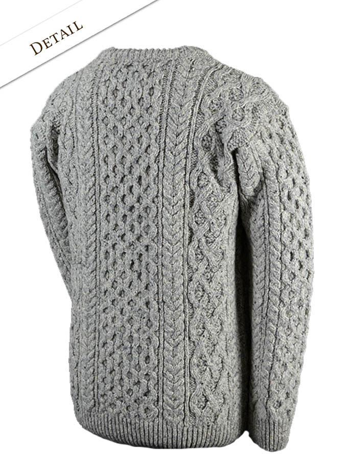 75eadd7ca Women s Oversized Luxury Aran Sweater