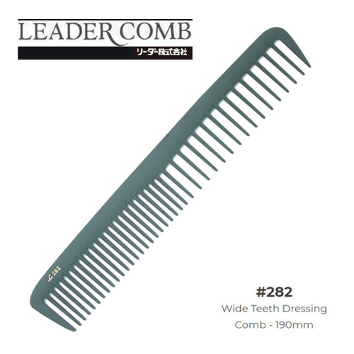 LEADER Carbon Comb 282