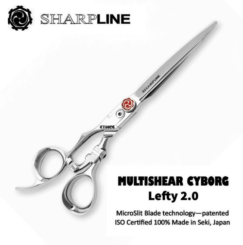 CYBORG Lefty 2.0 Custom Hairdressing Scissor