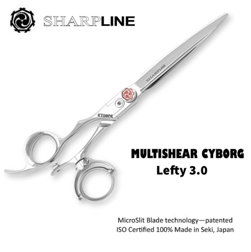 CYBORG Lefty 3.0 Custom Haircutting Scissor