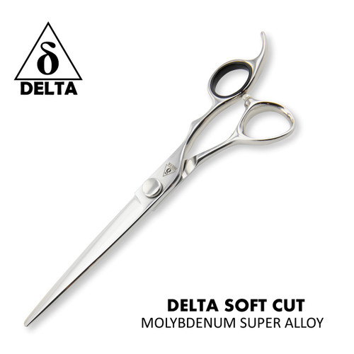 Delta Soft Cut Groomer/Barber Scissor