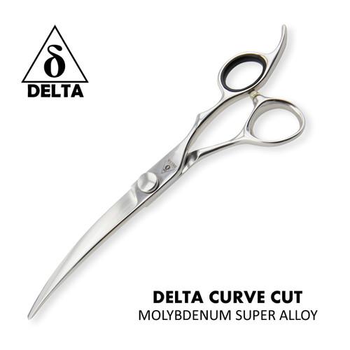 Delta Curve Cut Pet Grooming Scissor