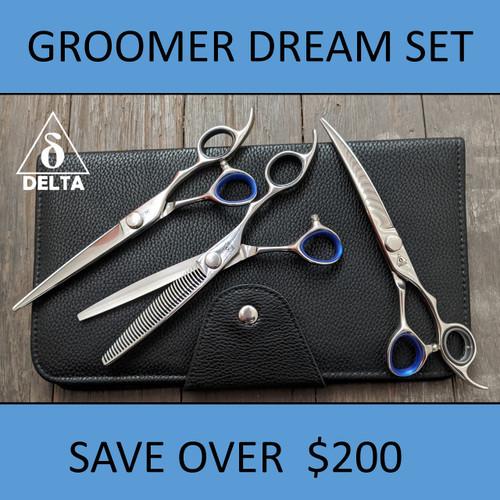 Delta Groomer Dream Set