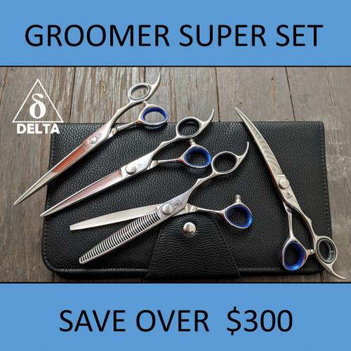 Delta Groomer Super Set