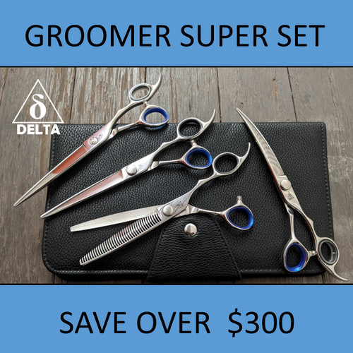 Delta Groomer Super Set