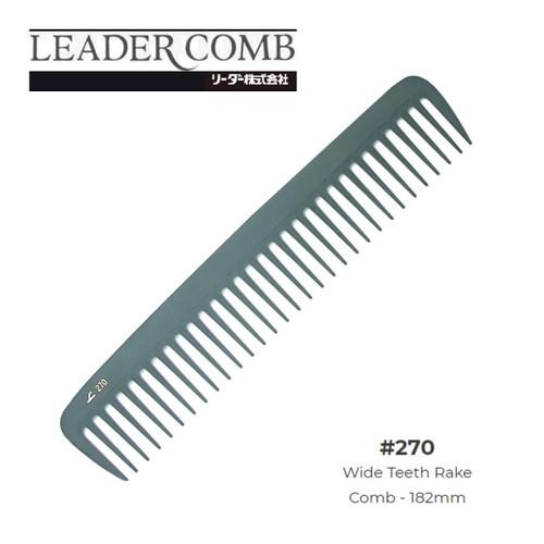 LEADER Carbon Comb 270