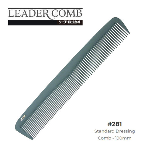 LEADER Carbon Comb 281