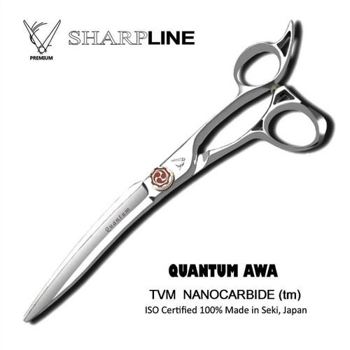 Quantum AWA NanoCarbide Hairdressing  Scissor