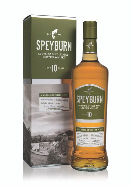 Speyburn 10YO Single Malt 700mL