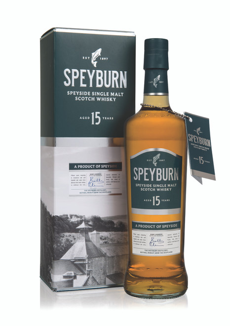 Speyburn 15YO Single Malt 700mL
