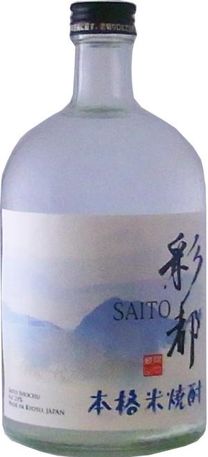Saito Shochu 720mL
