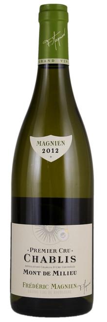 Frederic Magnien Chablis Vieilles Vignes 2014 750mL