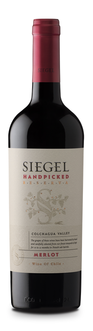 Siegal Reserva Merlot 2018 750mL