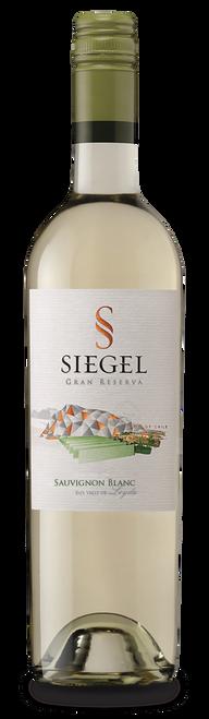 Siegal Gran Reserva Sauvignon Blanc 2018 750mL