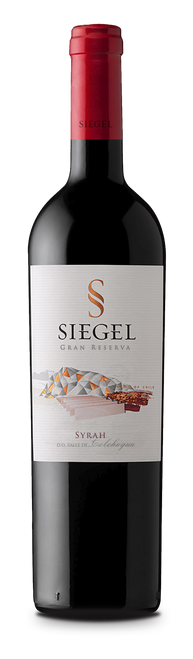 Siegal Gran Reserva Syrah 2017 750mL