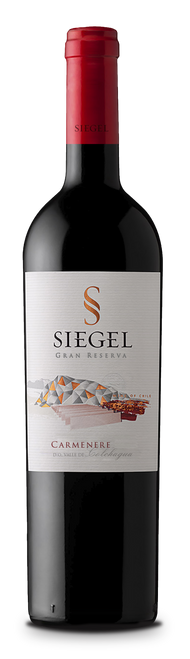 Siegal Gran Reserva Carmenere 2018 750mL