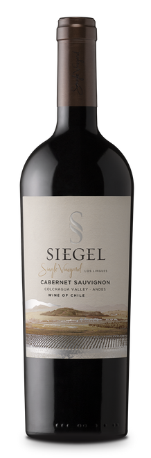Siegal Single Vineyard Cabernet Sauvignon 2016 750mL