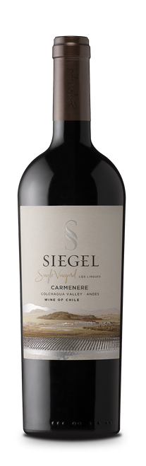 Siegal Single Vineyard Carmenere 2017 750mL