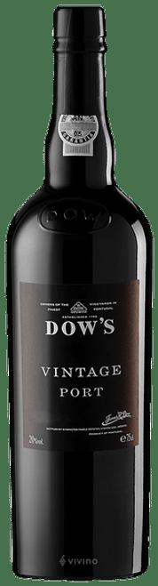 Dow's Vintage Port 2007 750mL