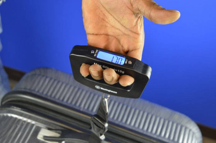 You Need a Luggage Scale to Travel