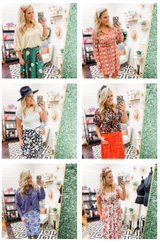 Easter/Spring Outfit Ideas