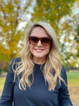 Love Lindsey Sunnies: Tortoise
