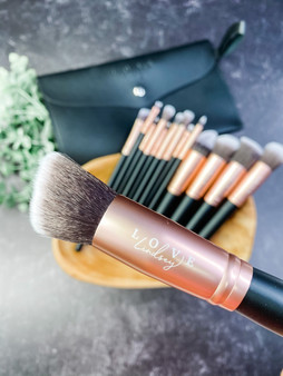 Love Lindsey Beauty: Brush Set and Case