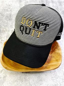 Love Lindsey Custom Hat Series: Don't Quit