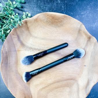 Love Lindsey Power Duo Face Brush Set