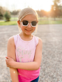 Pink Perfection Kids Shades