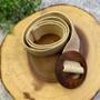 Natural Woven Belt