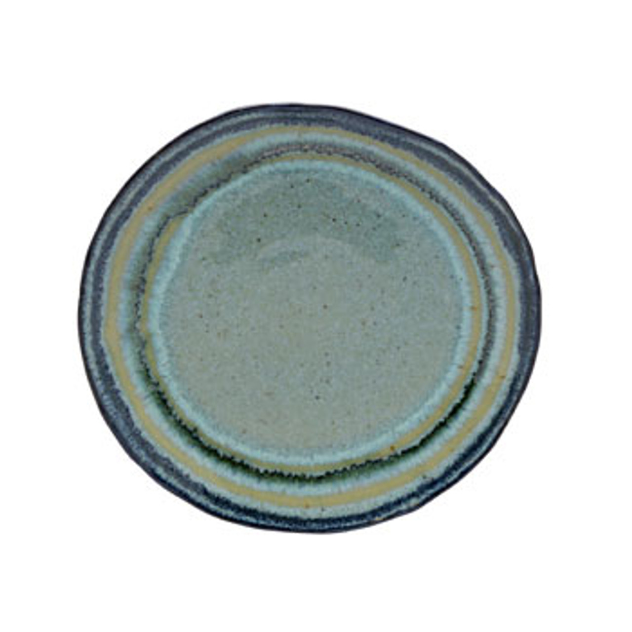 Casa Stone By Casafina green salad plate by casafina