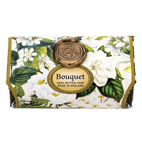 Bouquet Large Bath Soap Bar
