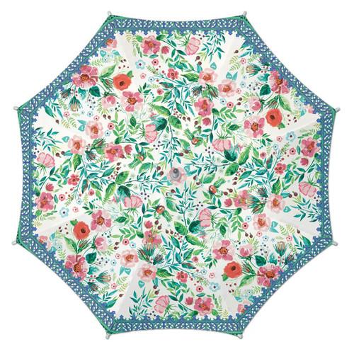 """Wild Berry Blossom Umbrella 40"""""""