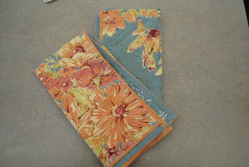 In Full Bloom Napkin by April Cornell